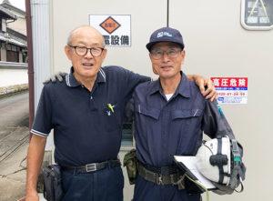 協力会のメリット1:営業活動も集金業務もすべて日本テクノが代行。森部 直民
